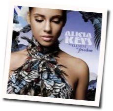 Alicia Keys chords for Empire state of mind part 2