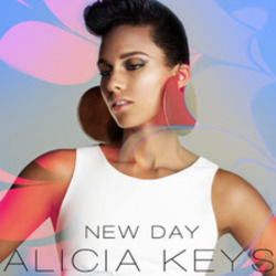Alicia Keys guitar chords for New day