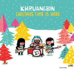 Khruangbin bass tabs for Christmas time is here