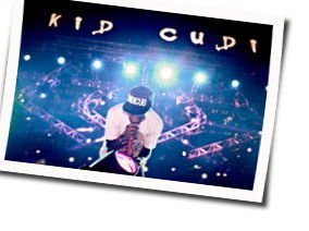 Kid Cudi guitar tabs for Insides out