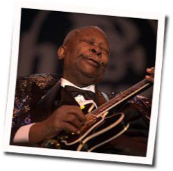 B. B. King tabs and guitar chords