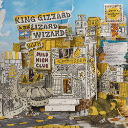 King Gizzard And The Lizard Wizard bass tabs for Cranes planes migraines
