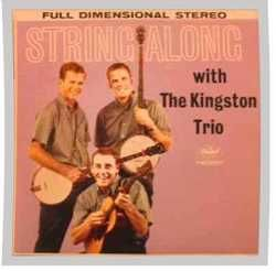 The Kingston Trio tabs and guitar chords