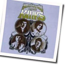The Kinks chords for Love me till the sun shines