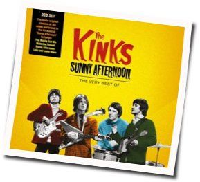 The Kinks chords for Maximum consumption