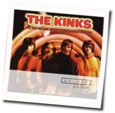 The Kinks chords for Monica