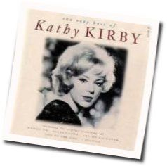 Kathy Kirby tabs and guitar chords