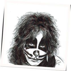 Kiss chords for Easy thing