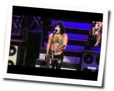 Kiss tabs for God gave rock n roll