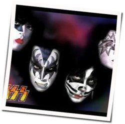 Kiss guitar tabs for I stole your love