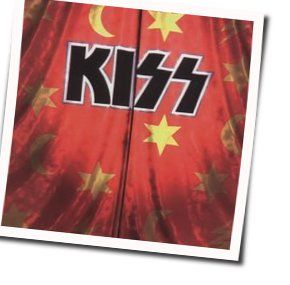 Kiss guitar chords for Journey of 1000 years