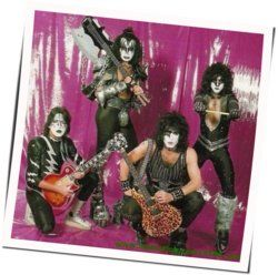 Kiss tabs for No where to run