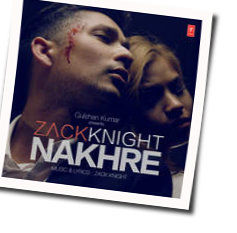 Zack Knight guitar chords for Nakhre