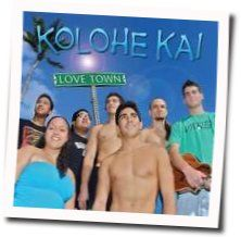 Kolohe Kai guitar chords for Dream girl