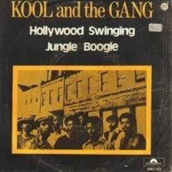 Kool And The Gang bass tabs for Jungle boogie