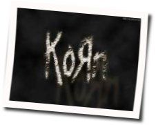 Korn guitar chords for Coming undone acoustic
