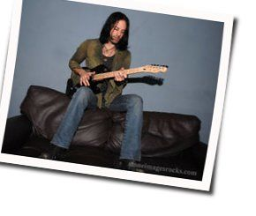 Richie Kotzen tabs and guitar chords