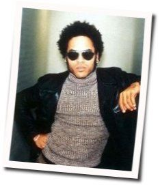 Lenny Kravitz tabs for Silver and gold