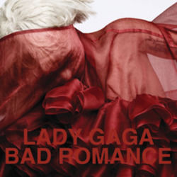Lady Gaga guitar chords for Bad romance (Ver. 4)