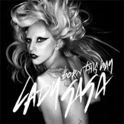 Lady Gaga guitar tabs for Born this way