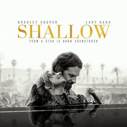 Lady Gaga guitar chords for Shallow (A star is born)