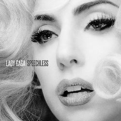 Lady Gaga chords for Speechless