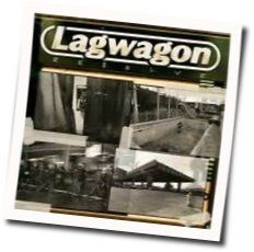Lagwagon chords for Runs in the family