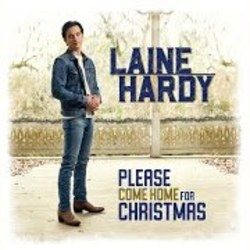 Laine Hardy guitar chords for Please come home for christmas