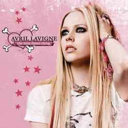 Avril Lavigne tabs for Contagious
