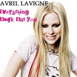 Avril Lavigne chords for Everything back but you