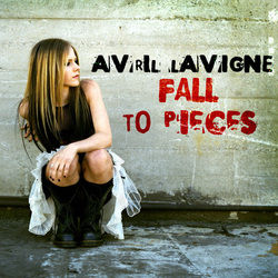 Avril Lavigne chords for Fall to pieces