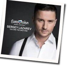 Sergey Lazarev chords for You are the only one