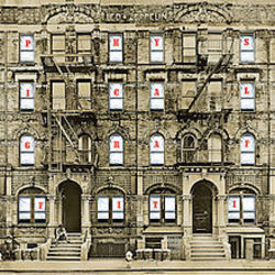 Led Zeppelin guitar chords for Down by the seaside