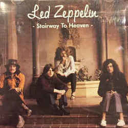 Led Zeppelin guitar tabs for Stairway to heaven (Easy)