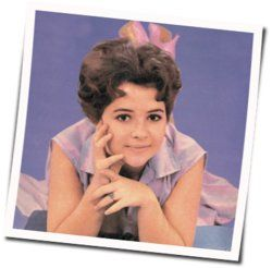 Brenda Lee guitar chords for I love you because