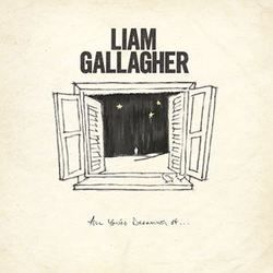 Liam Gallagher guitar chords for All youre dreaming of