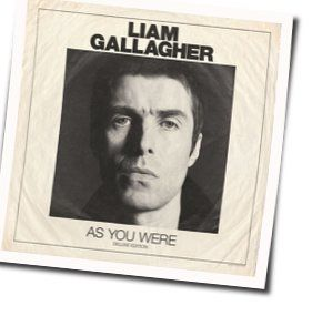 Liam Gallagher chords for Chinatown