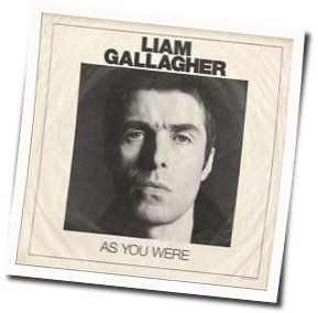 Liam Gallagher chords for Come back to me