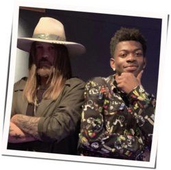 Lil Nas X guitar tabs for Old town road remix