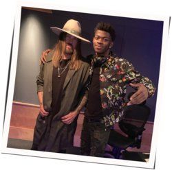 Lil Nas X guitar chords for Old town road remix (Ver. 2)