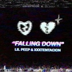 Lil Peep bass tabs for Falling down