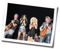 Little Big Town guitar chords for Day drinking