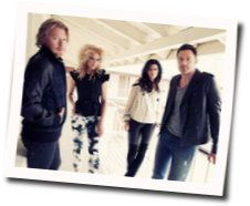 Little Big Town chords for Life rolls on