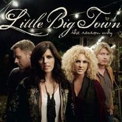 Little Big Town chords for Runaway train