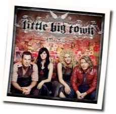 little big town thats where ill be tabs and chods