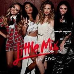Little Mix chords for The end