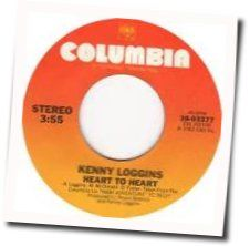 Kenny Loggins chords for Heart to heart