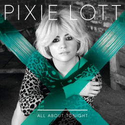 Pixie Lott chords for All about tonight