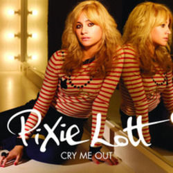 Pixie Lott chords for Cry me out (Ver. 2)