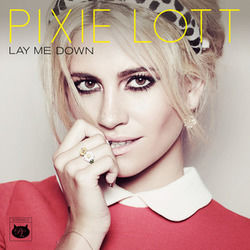 Pixie Lott tabs for Lay me down